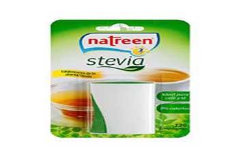 Comprar Edulcorante comprimidos dispensador stevia 120pc de natreen