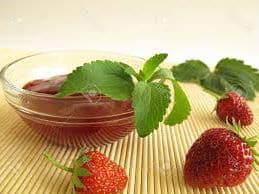 Receta de Mermelada de fresas con Stevia